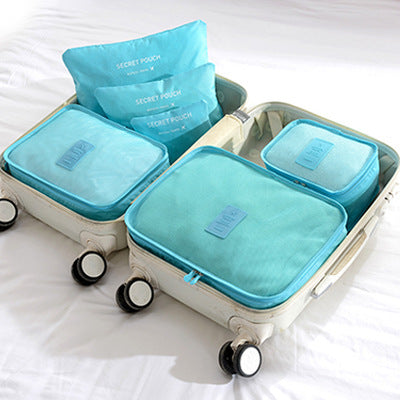 6-piece Travel Storage Set