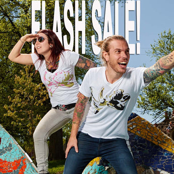 FLASH SALE                          ***BLINK*** AND ITS GONE