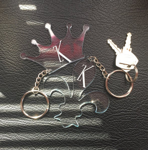 ZK' Royalty Key Chains