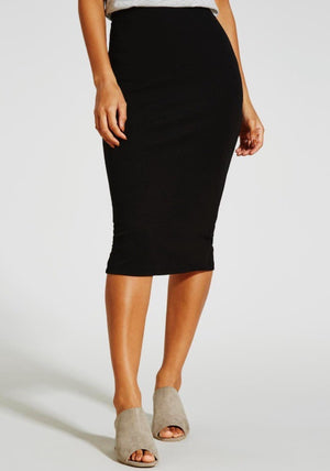 The Tektite Body Con Skirt