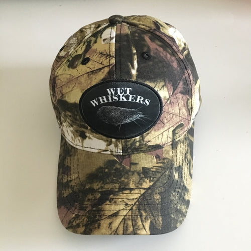 Wet Whiskers Camo Hat