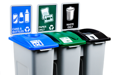 Waste Watcher Bins