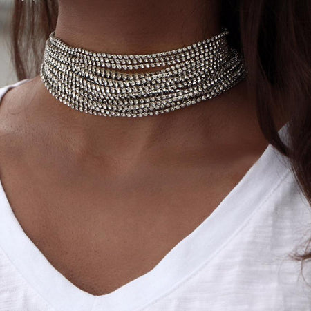 Boujee Multi Collar