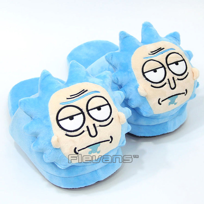 Rick and Morty Slippers