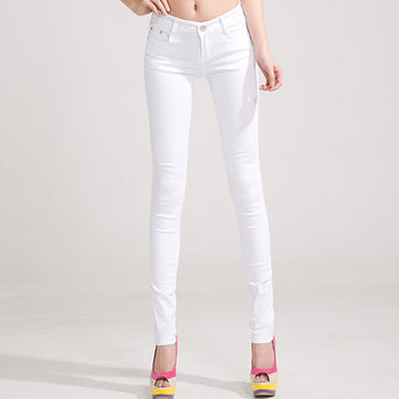 Denim Skinny-Stretch Jeans