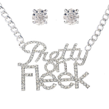 PRETTY ON FLEEK Chain