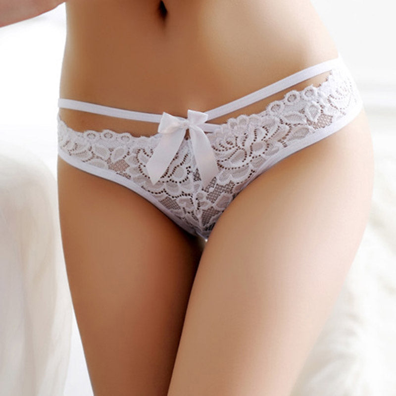 Sexy Low Rise Lace Panties