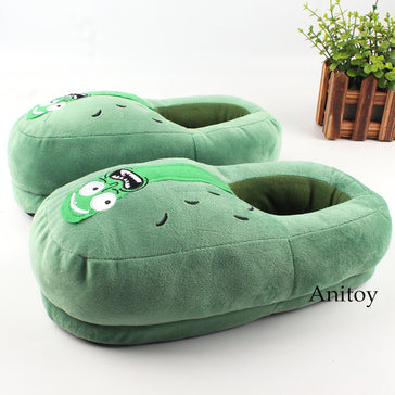 PICKLE RICK Night slippers