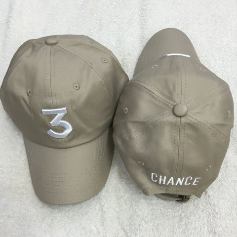 '3' Chance Dad Hat