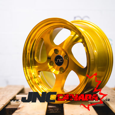 JNC 034 - Transparent Gold
