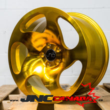 JNC 036 - Transparent Gold