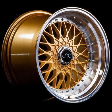 JNC 004 - Gold w/ Machined Lip