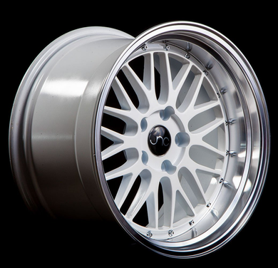 JNC 005 - White Machined Lip