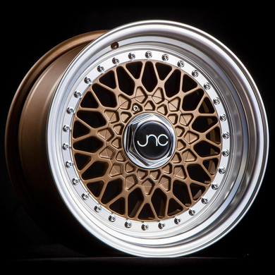 JNC 004 - Matte Bronze w/ Machined Lip