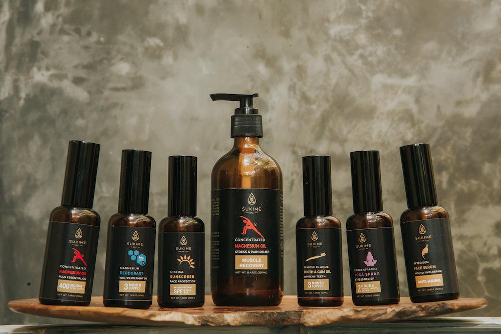 Sukime Natural Body-Care From Bali