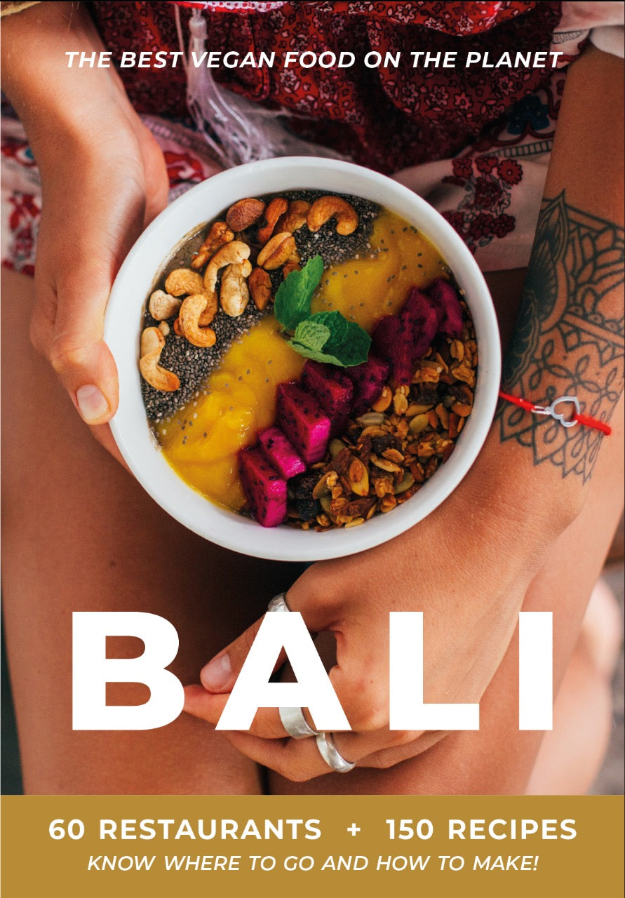 BALI   The Best Vegan Food On The Planet - Sukime