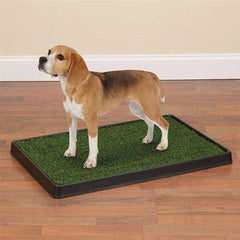 Home-X Dog Potty Synthetic Grass