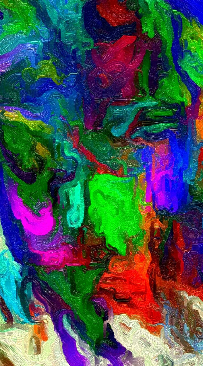 Flow of Colors - Art & Paintings for your Homes, Studios, Lobbies, Conference Rooms, Offices etc. , Made in U.S.A!