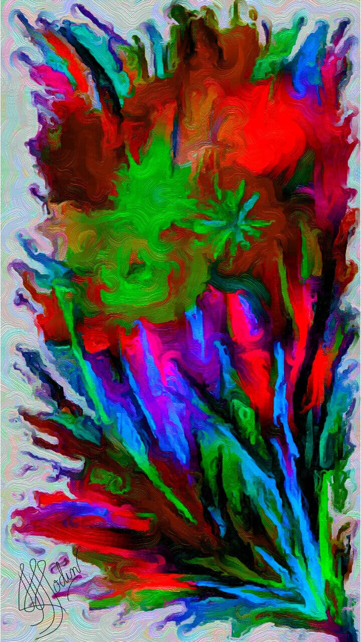 Nothing like Flowers - Art & Paintings for your Homes, Studios, Lobbies, Conference Rooms, Offices etc. , Made in U.S.A!