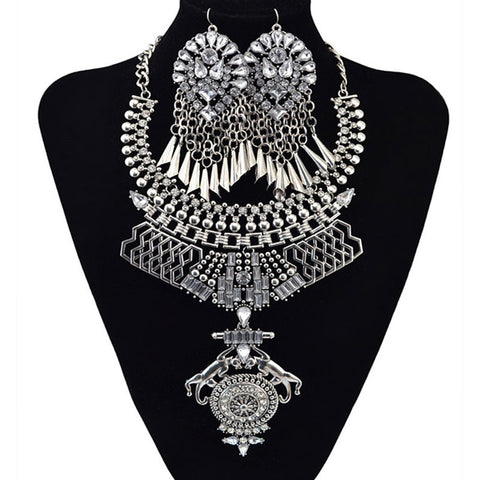 Luxury Jewelry Necklace Women