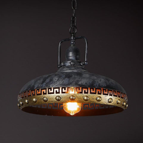 $254.32- American Rustic Edison Loft Style Industrial Pendant Lighting Fixtures Retro Vintage Lamp Hanging Lights Lamparas Conlgantes