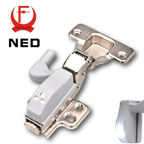 $1.56- Brand Ned Universal Kitchen Bedroom Living Room Cabinet Cupboard Closet Wardrobe 0.25W Inner Hinge Led Sensor Light System