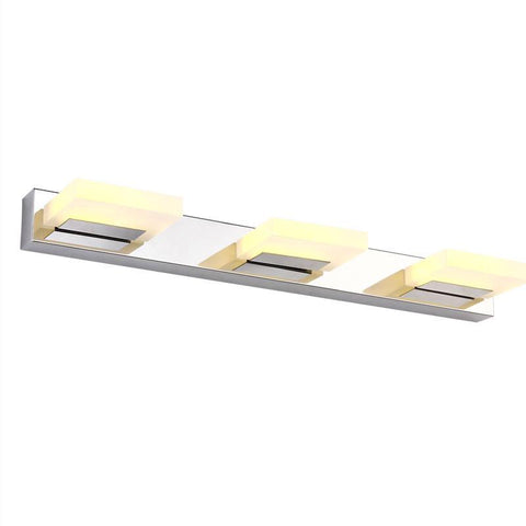 $94.16- Ecobrt Modern 9W 55Cm Long Led Wall Lights Bathroom Ac85265V Acrylic Wall Lamps Decor Lighting Waterproof Driver Ce Rohs