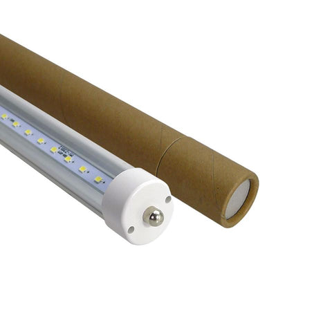 $338.25- Led Tubes Fa8 T8 4Ft 6Ft 8Ft Led Tube Lights High Super Bright Warm White Cool White Led Fluorescent Tube Ac85265V