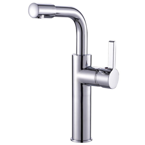 Hpb Widespread Contemporary Bathroom Basin Sink Waterfall Faucet Wall Mounted Mixer Tap Hot Cold Water Hp3303
