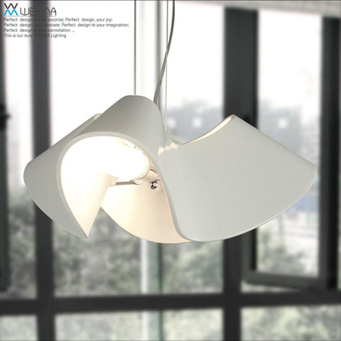 $235.99- Vemma Nordic Modern Minimalist White Head Crane Personality Resin Lamp Children Bedroom Study Room