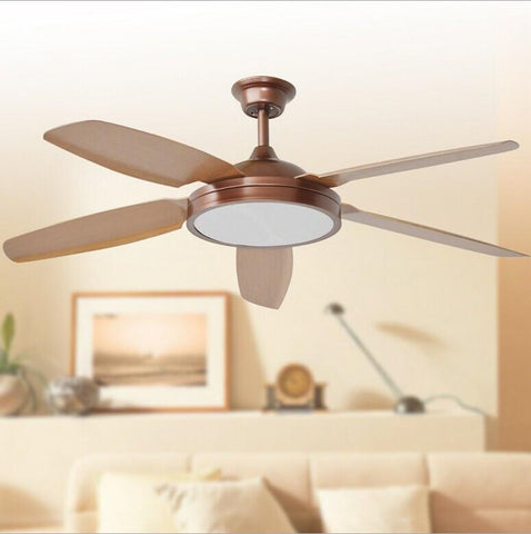 $623.20- Ceiling Fan W/ Lights Remote Control 110240Volt Fan Led Light Bulbs Bedroom Fan Lamp