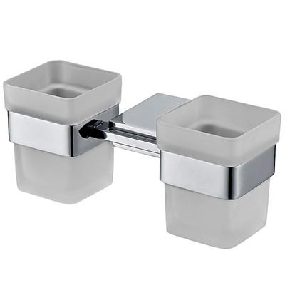 $76.23- 304 # Brushed Stainless Steel Bathroom Accessories Set Toilet CupPaper Towel Holder Robe Hook Bathroom Hardware Sets