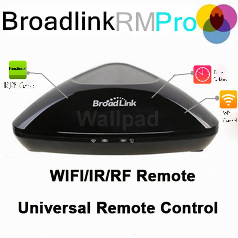$68.22- Broadlink Rm2 Rm Pro Smart Home Automation Switch Intelligent Interruptor Wifi Ir Rf Remote Center For Iphone 6 Ios roid