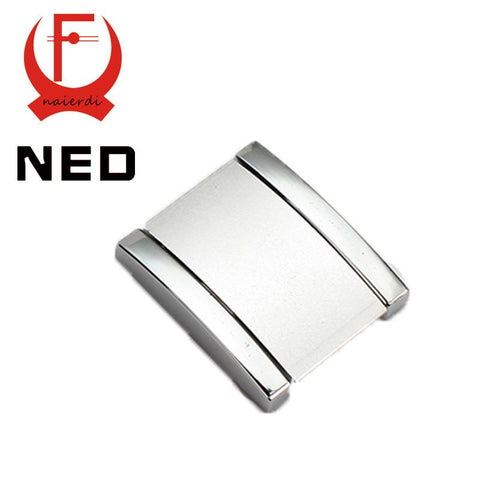 $37.84- Brand Ned 10Pcs Hole Pitch 32Mm Aluminum Alloy Hidden Handles Drawer Door Furniture Wardrobe Knobs Pull Cabinet Kitchen Hardware