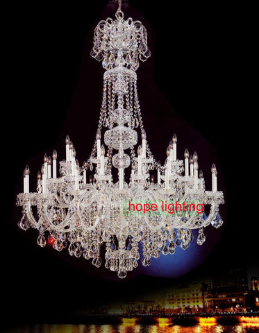 $3366.00- Large Chandelier Crystals Empire Crystal Chandelier Lighting Bohemian Chandeliers For Hotel Lobby K9 Crystal Chandelier Lamp