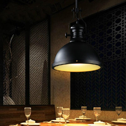 $214.20- Industrial Style Pendant Lighting Restaurant Industrial Hanging Lamp Decorative Pendant Lights Edison Suspension Retro Lamp