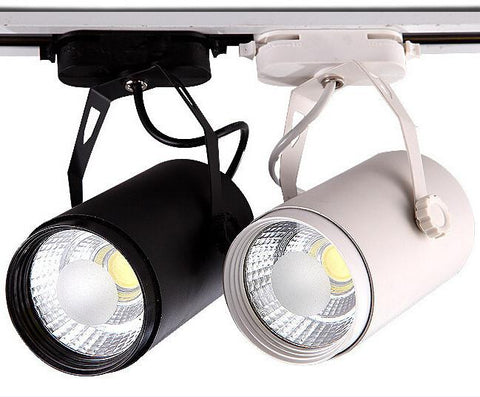 $564.82- High Power 25W Cob Led Rail Light 25W Led Rail Spot Light Ceiling Led Rail Spotlight25W Rail Led Spot 85~265V/Ac