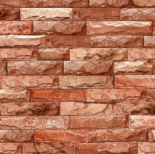 Chinese Retro D Stone Bricks Wallpaper D Brick Background - 3d brick wallpaper living room