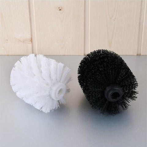 $2.89- Universal Toilet Brush Head Holder Replacement Bathroom Wc Clean Spare Accessories