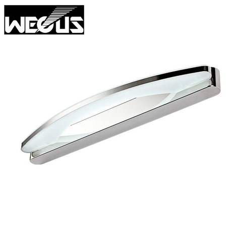 Dhl 111Cm 36W/91Cm 30W Led Wall Lamp 110V/220V Waterproof White/Warm Mirror Wall Light Bathroom Decoration