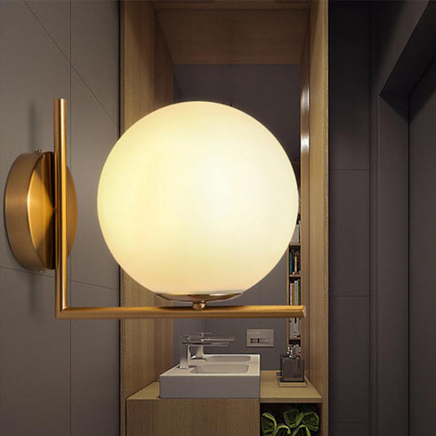 Modern Bathroom Led Mirror Light 6W 12W Waterproof 33Cm 53Cm For Bathroom Wall Sconce Lamp Apliques De Pared Luz Ac 90V-260V