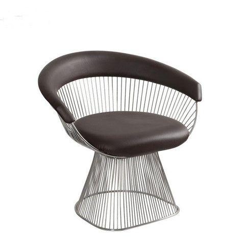 $1512.00- For Platner Lounge Chair