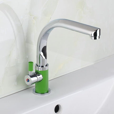 $43.69- Yanksmart Kitchen Faucet Torneira Rotating Spout For Washing Vegetable 97190 Swivel Faucet Tap Sink Faucet Solid Brass