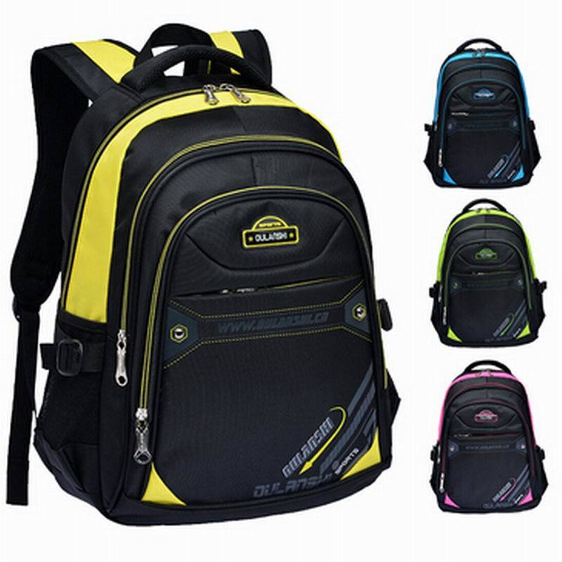 $46.60- New Children School Bags For Boys Orthopedic Waterproof Backpacks Child Boy Book Bag Satchel Knapsack Mochila Escolar