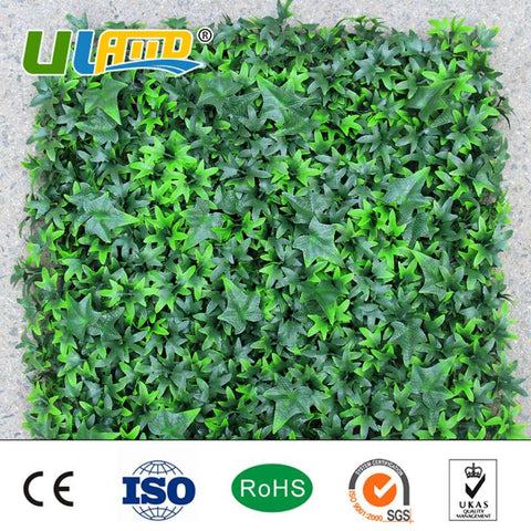 $253.94- Uland 12Pcs 50Cm*50Cm Artificial Fence Outdoor Artificial Hedge Panel For Garden Decoration Artificial Plants Wall Covering