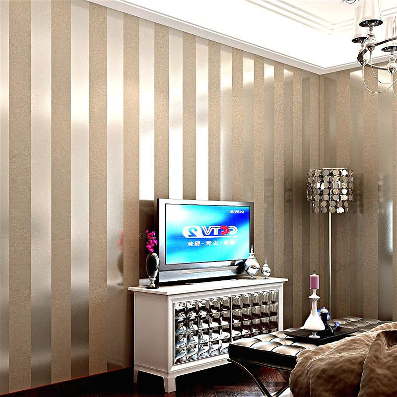 34 65 modern feature brief vertical stripes wallpaper striped wall coverings papel de parede home decoration