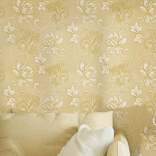 Luxury italian silk fabrics vintage 3d floral wall paper papel de luxury italian silk fabrics vintage 3d floral wall paper papel de parede light color flower wallpapers for bedroom home decor voltagebd Image collections