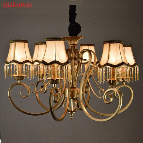 Creative Chandelier Lights Personality Seagull Chandelier Lamp Barroom Chandelier Loft/Bar/Dining Room Suspension Luminaire