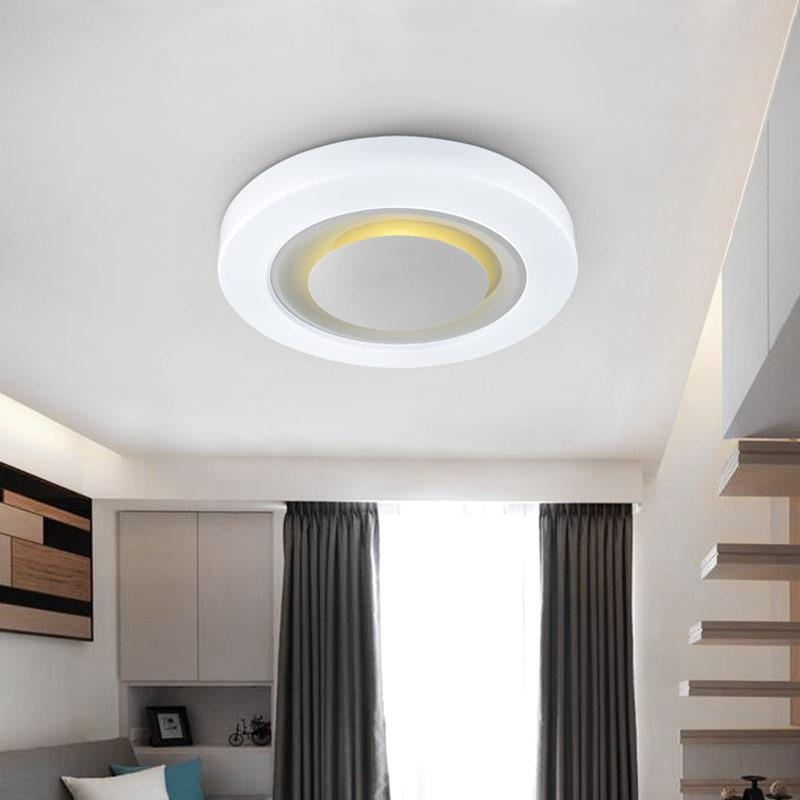 Buy 18w led ceiling lamps modern bedroom living room stair kitchen 17549 usd mozeypictures Gallery