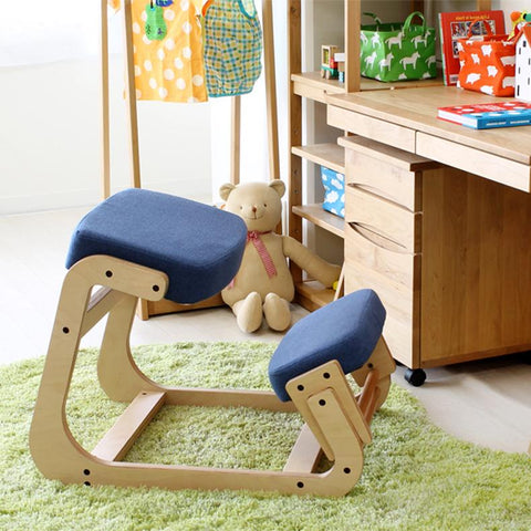$278.85- Ergonomically Designed Kneeling Chair Wood Modern Office Furniture Computer Chair Ergonomic Posture Knee Chair For Kids Study